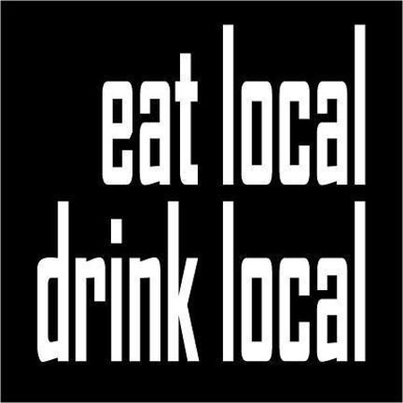 eat local drink local グリーンヴィル basil s restaurantの写真