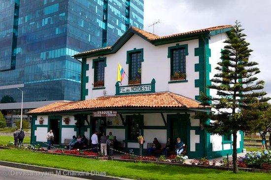 Tren Turistico de la Sabana: Usaquen Train Station