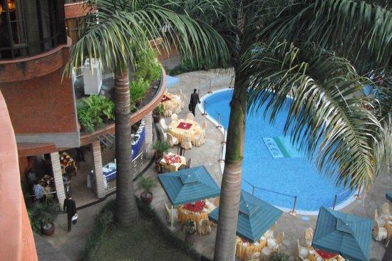 Kibo Palace Hotel: Pool