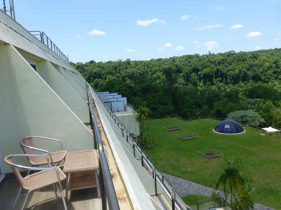 Melia Iguazu: Balconies