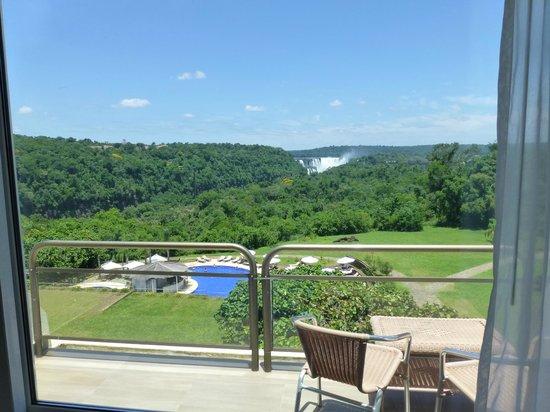 Melia Iguazu: View from doors