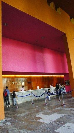 Las Brisas Hotel Collection Ixtapa: check-in lobby