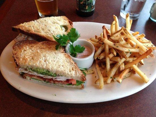 Cafe Bistro: Bistro Sandwich