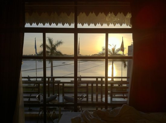 Sinh Foo Guest House: Morning View, Nice n Hot