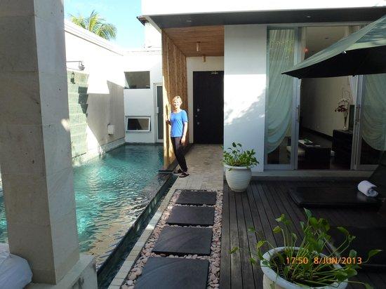 The Seiryu Villas: pool