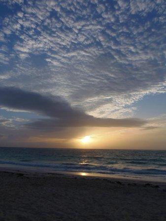 Punta Cana Princess All Suites Resort & Spa: Punta Cana Princess beach