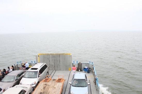 BayShore Resort: Ferry to Put-In-Bay