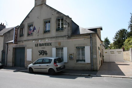 Hotel Le Bayeux : Home away from Home in Normandy