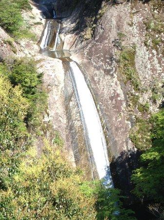 Nunobiki Falls (Nunobiki-No-Taki) : 布引の滝