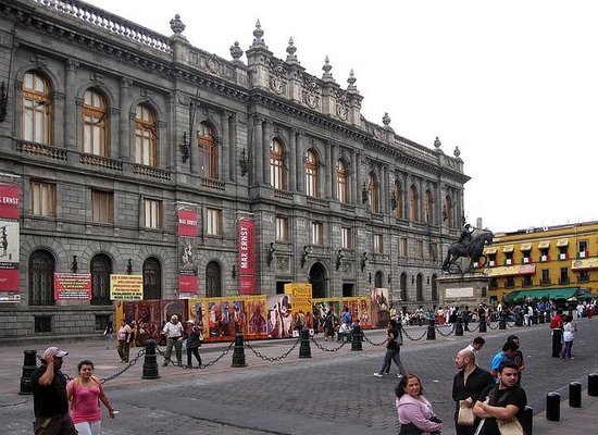 Museo Nacional de Artes: National Museum of Art, Mexico City
