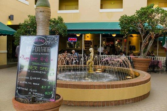 La Fontana Pizzeria