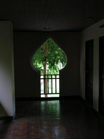 Siripanna Villa Resort & Spa: Moorish architecture view