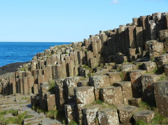 Seaview Bed and Breakfast: Dunluce Castle