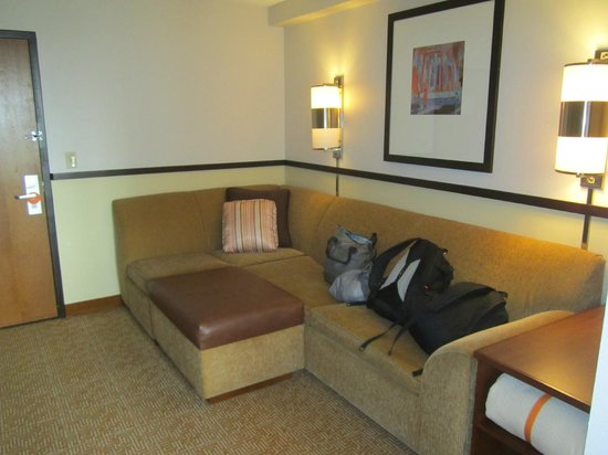 Hyatt Place Houston/Bush Airport: Sala