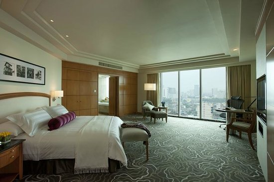 Pan Pacific Manila : Pacific King Room