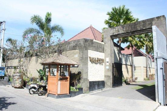 Bali Swiss Villa : Entrance
