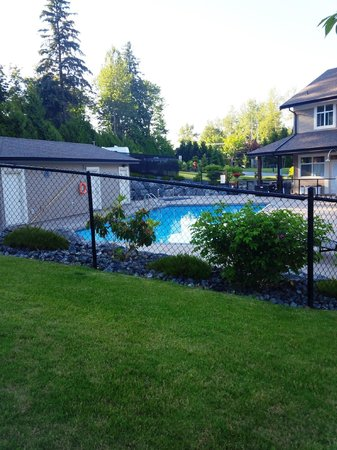 Eagle Wind RV Park: pool