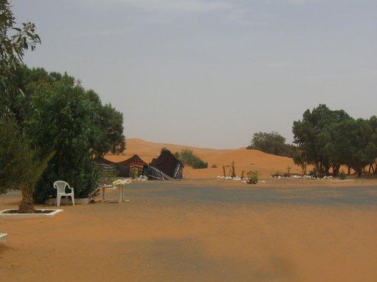 Auberge Les Pyramides: Merzouga , Morocco