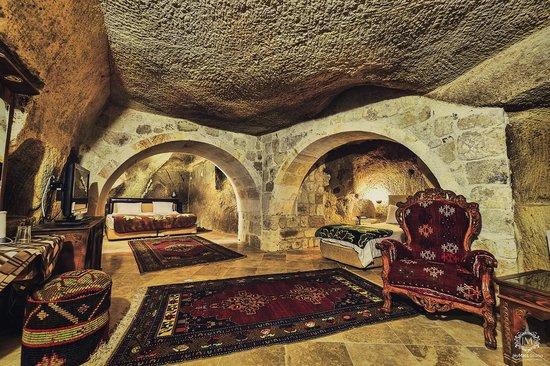 Konak Bezirhane Cave Otel : The Suite Room