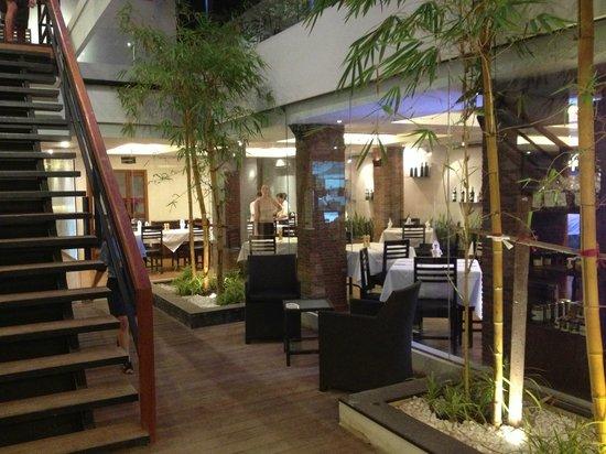 Terrazza: Restaurant entrance