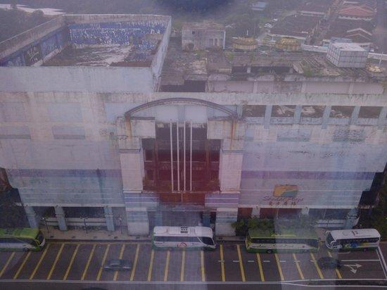GoodHope Hotel Skudai-Johor Bahru: Dust