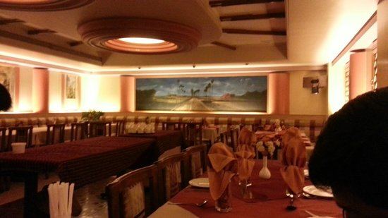 Hotel Pai Viceroy, Jayanagar: one of their restaurants. this is in 1st floor