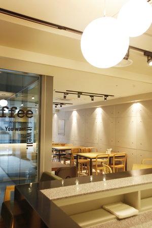 Hotel Gaden Biz: cafetaria