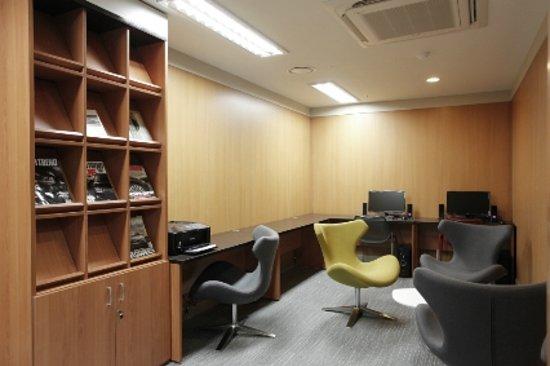 Hotel Gaden Biz: business room