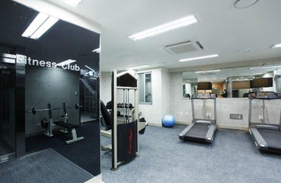 Hotel Gaden Biz: fitness room