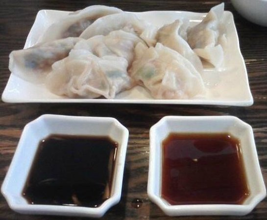 Dumpling Cafe: Dumplings