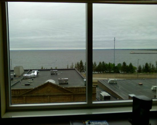 Sheraton Duluth Hotel: View of Lake Superior