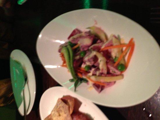 Limon Rotisserie : Salad