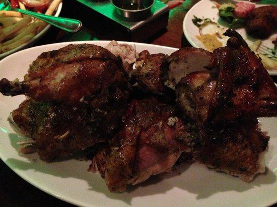 Limon Rotisserie : Roast chicken