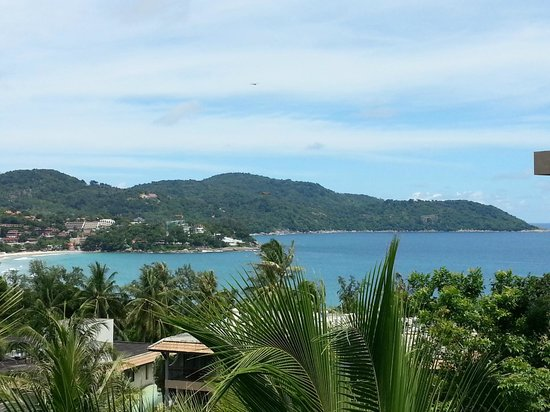 Novotel Phuket Kata Avista Resort and Spa: View from room 528