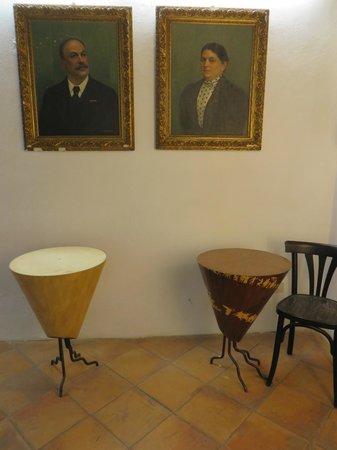 Museobottega della Tarsialignea : The old with the new.