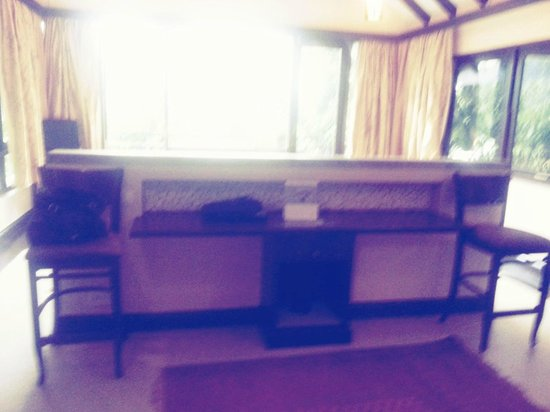 Flameback Lodges: inside room view