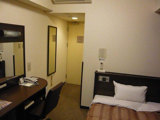 Hotel Route Inn Hirosaki Ekimae: Room