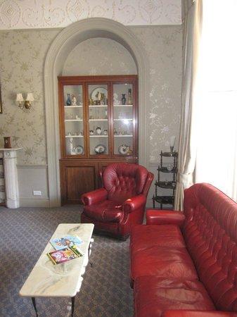 BEST WESTERN Hotel De Havelet: Aufenthaltsraum