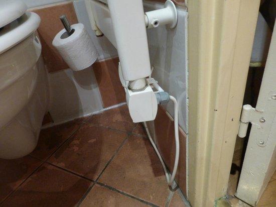 La Villa Alessandra: toilet