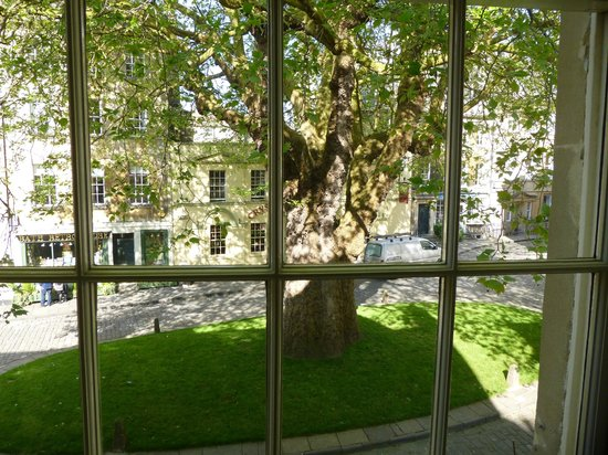 Three Abbey Green : The view from The Asher Suite