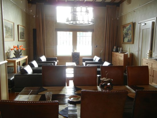 Ambassade Arena Art'otel : Breakfast Room in Building 9