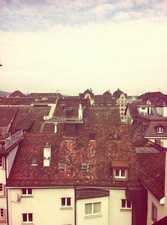 Hotel Basilea: La vista dalla camera