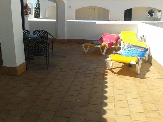 Apartamentos Es Bolero: terrace