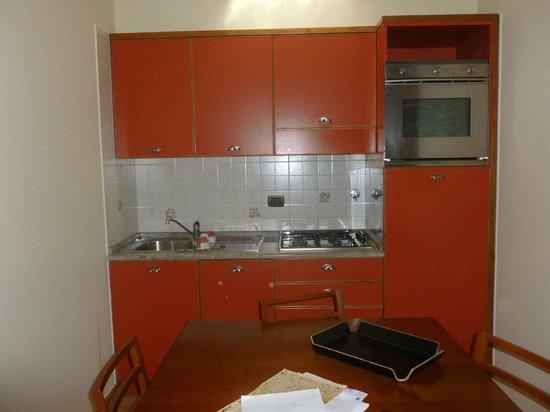 Crosti Hotel: cuisine