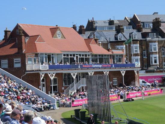 Scarborough Cricket Club: Pavilion