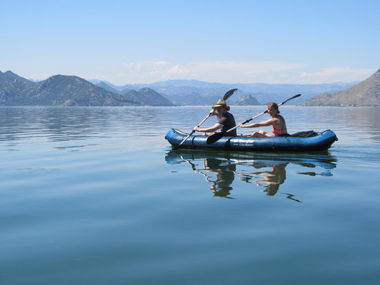 Undiscovered Montenegro Lake Skadar Adventure Tours
