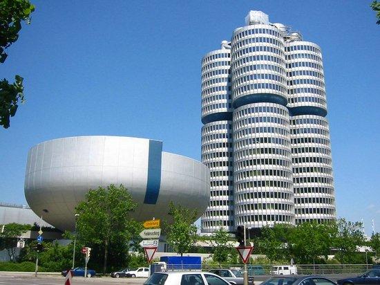 Musée BMW : BMW Museum