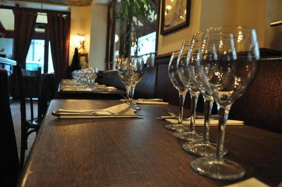 restaurant la cantine du troquet daguerre dans avec cuisine fran 231 aise restoranking fr