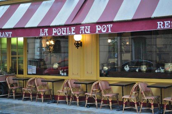 la poule au pot 121 rue de l universite tour eiffel invalides restaurant avis