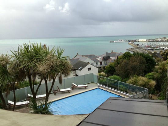 Hotel Penzance : Lovely bay view